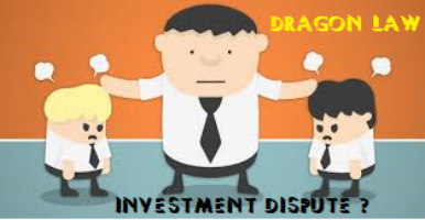 Dragon Law_investment disute resolution