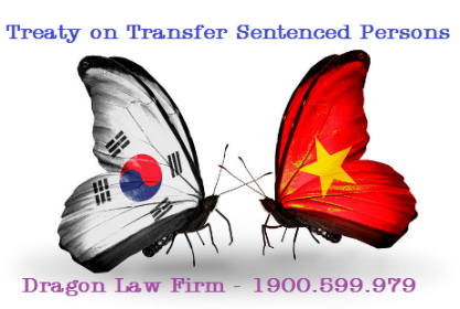 Treaty between South Korea and Vietnam for Transfer of Sentenced Persons 2010
