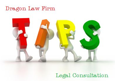 Dragon Law with General Legal Consultation Tips