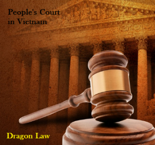 Organization of People's Court in Vietnam