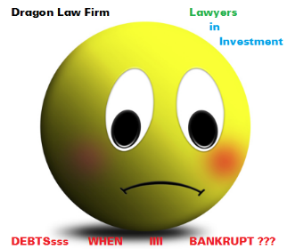 Company Debt When Bankruptcy ???