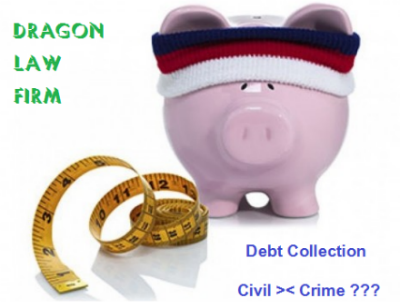 Lawyers Consult on Debt Collection in Civil and Criminal Cases